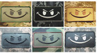 BuckUp Tactical Morale Patch Hook Smiley Face Patches 325x175