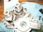 harley screaming eagle 258 cam gear set up with oil pump cam plate gears chain