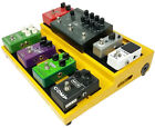 Accel XTA15 Guitar Effects Pedal Board Yellow without Case