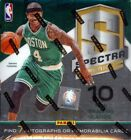 2016 17 PANINI SPECTRA BASKETBALL HOBBY BOX