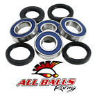 2008-2012 Aprilia SL 750 Shiver Motorcycle All Balls Wheel Bearing Kit [Rear]