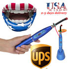Us 10w Dental Wireless Cordless Led Curing Light Lamp 2000mw Curesoptional Tips