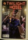 TWILIGHT HOTEL #1  HTF ONE SHOT  (HUGE ONE SHOT SALE)