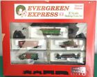 Evergreen Express Special Edition Desktop 5 Pc Train Set Z Scale JY13XP1