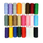 24 Colors All Purpose Polyester Sewing Thread Kit for Hand  Sewing Machine