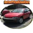 Cavalier RS 2dr Coupe 1999 below $1700 dollars