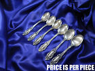 TOWLE GRAND DUCHESS STERLING SILVER TEASPOON - VERY GOOD CONDITION