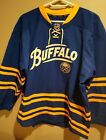 Buffalo Sabres Game Team Issued 40th Anniversary Third Authentic Hockey Jersey
