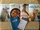 Weight Watchers 2018 FREESTYLE WELCOME KIT 4 Guides + Pocket Food Guide + BONUS