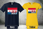 MAX VERSTAPPEN 33 F1 Red Bull T Shirt NavyYellow Top Colour Tee 2