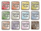 Tim Holtz Ranger Distress Oxide Ink Pad Set 4 SET OF 12 4th Release IN STOCK