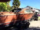 Chris Craft Sedan 22 ft 1954 A Real Classic Project Boat