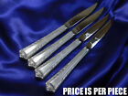 *1* FINE ARTS PROCESSIONAL STERLING SILVER STEAK KNIFE - EXCELLENT CONDITION