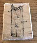 NEW MOSTLY ANIMALS RUBBER STAMP DOUBLE SIDED PYLON 596 S6