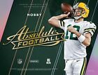 2018 PANINI ABSOLUTE FOOTBALL HOBBY BOX PRE-ORDER RELEASE DATE 9 5!