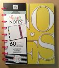 NEW me  my big ideas CLASSIC HAPPY NOTES Notebook NOTES Graph Sheets