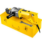 RC 16 5 8 Capacity Hydraulic Rebar Cutter Thread Rod Round Steel Hydraulic