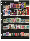 1106 Worldwide stamps mostly all different