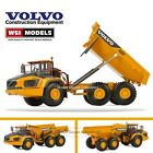 1 50 VOLVO CONSTRUCTION A60H ARTICULATED HAULER TRUCK DIECAST WSI MODELS 61 2000