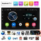 "7"" Touch Screen Bluetooth Android Car Stereo MP5 FM Radio GPS DVR Player w/ Map"