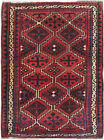 Soft Hand-Knotted 5' x 7' Rug Persian Rugs Warehouse Rug