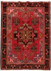 Soft Persian Hamadan Rug Rugs deals direct Hand-Knotted Rug 5' x 6'