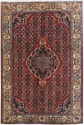 4' x 6' Wool Rug Lowest Price Area Rugs Hand-Knotted Persian Hamadan Rug
