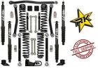 Rock Krawler 25 Adventure Series 2 Kit TT Shocks 07 18 Jeep Wrangler JKU 4DR