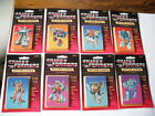 1985 HASBRO TRANSFORMERS (8) BLISTER CARD PACKS OF TRADING CARDS (GROUP H)