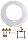Ice Maker and Humidifier Installation Kit by Choice Hose and Tubing | Poly, Incl