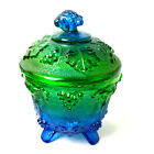 Jeannette Glass Footed Candy Dish 6