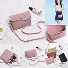 Fashion Shoulder Bag package Card Wallte Button Soft PU Leather Phone Case Cover