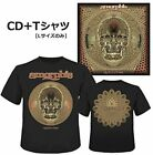 AMORPHIS Queen of Time Japan LTD. CD+T shirt [L From japan