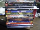 13 Mel Gibson DVD Lot 2 Lethal Weapon Signs Braveheart Tequila Sunrise