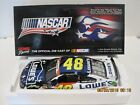 JIMMIE JOHNSON 48 2014 LOWES NASCAR SALUTES COLOR CHROME 1 24