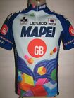 SPORTFUL MAPEI GB COLNAGO UCI CYCLING SHIRT MAGLIA JERSEY VINTAGE