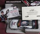 NEW 1 24 2017 XFINITY CHAMPION 9 AUTOGRAPHED BY WILLIAM BYRON