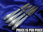 INTERNATIONAL PRELUDE STERLING SILVER STEAK KNIFE - EXCELLENT CONDITION S