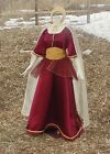womens Small Christmas Tree Angel nativity mother nature woodland costume