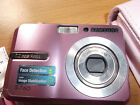 Samsung Digimax S760 7.2MP Digital Camera - PINK IN GOOD CONDITION