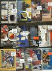 HUGE 1,000 CARD PATCH AUTO JERSEY #'D ROOKIE INSERT SPORTS CARD COLLECTION LOT $