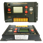 20A AMP PV Solar Charge Controller PWM w USB 12 Volt Solar Panel Battery RV Boat