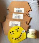 Victora Secret Lot Pink Glow On Clay Face Mask Down Sheet Victoria's New Nip