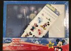 Disney Mickey Mouse Scrapbook Set  New in Package  8 x 8  Stickers WDW