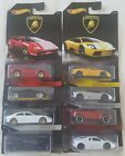 Hot Wheels Lamborghini Series Set