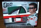 DALE EARNHARDT JR 2008 PRESS PASS FOUR WIDE RACE-USED CARD 09 50 MADE