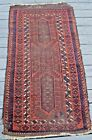 ANTIQUE PERSIAN TRIBAL BALUCH BELUCH RUG ORIGINAL VINTAGE