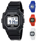 Casio Unisex Classic Digital Large Case 7 Year Battery Resin Watch