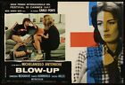 BLOW UP Italian fotobusta photobusta movie poster 3 MICHELANGELO ANTONIONI