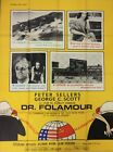 DR STRANGELOVE French Grande movie poster 47x63 STANLEY KUBRICK PETER SELLERS